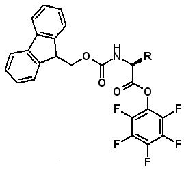 Fmoc-Amino Acid-OPfp